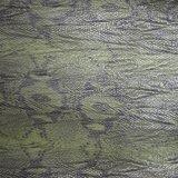 Большая кожа змейки имитирует кожу Faux PU для ботинок мешков