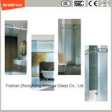 4-19мм шелкографии печать/кислоты Etch/матового/шаблон и удалите защитное стекло для душевая кабина// двери стекла/ корпусом, ванные комнаты в гостинице и дома с маркировкой CE/SGCC/ISO