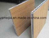 Painéis de alumínio alveolado Prepainted favo de painéis de alumínio para parede exterior