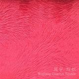 Tessuto del residuo del velluto della tessile della casa di trattamento della coda di Fox per tappezzeria