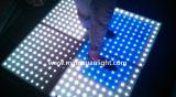 Indicatore luminoso LED interattivo sensibile portatile Dance Floor della stella dei comitati