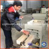 Máquina de venda quente do bloco de madeira