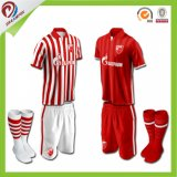 Maillot de football de sublimation promotionnelle de nouvelle conception 2017 pour homme