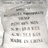 Fornitore dell'esametafosfato SHMP 68% del sodio