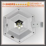 정원 (SH-2630)를 위해 6 LED를 가진 태양 운동 측정기 빛