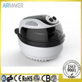 friggitrice rotonda SAA/ETL/GS/dell'aria di funzione di nuovo disegno 10L multi