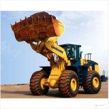 China Marca Shantui 5 Ton Pás carregadeiras de rodas para venda
