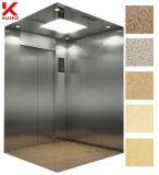 Inizio ascensore con capelli Linea in acciaio inox Architrave