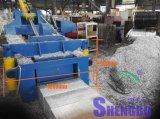 Macchina automatica orizzontale della pressa del rottame (CE)