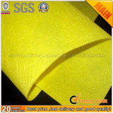 Reciclado de diferente color PP Nonwoven Fabric