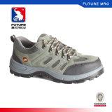 良質のスエードの革DuralカラーPUの唯一の安全靴En345の標準
