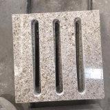 Granito che modific il terrenoare pietra, lastricatore, caratteristica dell'acqua, bordi, rivestimento, scala, banco