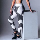 Deportes de moda pantalones stretch pantalones apretados flaco para la ropa de mujer