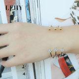 De elegante Armbanden van het Manchet van de Bal van het Kristal Goud Geplateerde Multilayer