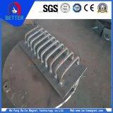 建築材料またはセメントまたは金の洗濯機またはのためのオイルによって冷却される電気かミネラル磁気分離器ベルト・コンベヤー