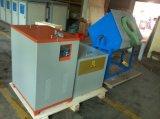 25kw de calentamiento por inducción de alta calidad horno de fundición de acero inoxidable