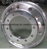 Rueda de aluminio forjada del vehículo comercial (17.5X6.75)