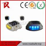 Lumière solaire de dock de paquet de goujon de route du prix usine DEL
