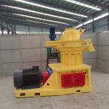 Pelota de madeira da serragem da biomassa da capacidade 2t/H que faz a maquinaria