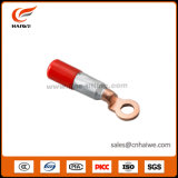 Kabel-Kabelschuh-Aluminiumöse cal-Dtl kupferne bimetallische