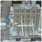 25kg alta capacidad de almacenamiento de sobremesa portátiles tipo bullet Ice maker
