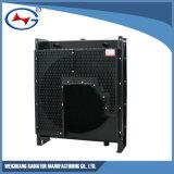 646: el radiador de agua para motores Diesel de Shanghai