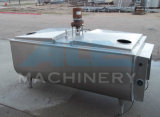 1500L de sanitaire Koeler van de Melk van de Vorm van U met het Koelen 8.5kVA Capaciteit (ace-znlg-U1)