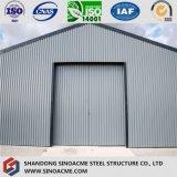 Гальванизированная стальная структура для пакгауза