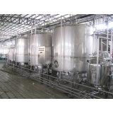 Aufbereitende Zeile des vollen automatischen Joghurt-2000L/H