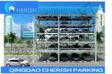 Вертикальная поднимаясь стоянка автомобилей Систем-Башни стоянкы автомобилей