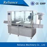 Máquina de rellenar líquida de la botella automática del champú para el llenador del champú/del detergente/del desinfectante
