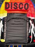 Tent van de Koepel van de Partij van de Gebeurtenis van de Muziek van de Disco van het gazon de Opblaasbare