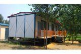 주문을 받아서 만들어진 모듈 Prefabricated 쉬운 임명 강철 집