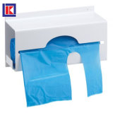 롤에 빨간 주문 크기 LDPE/HDPE 처분할 수 있는 플라스틱 PE 앞치마