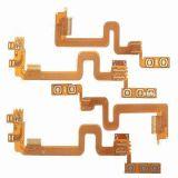 Carte de circuit imprimé double face avec renfort de flexible