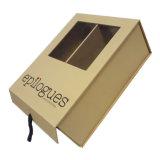 Da extensão feito-à-medida do cabelo do indicador do PVC caixa de empacotamento