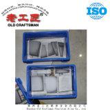 As protecções da portinhola de carboneto de tungstênio com alta qualidade