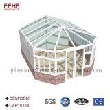 Алюминиевая рама стеклянный дом / веранде вторая спальня / стеклянная зимний сад