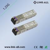 1,25 GB/S SFP multimodo y monomodo de 1,25 GB/s el transceptor óptico SFP