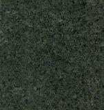 3cmのカウンタートップの安い花こう岩の床タイルまたはステアケースのための緑の花こう岩の平板