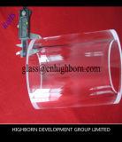 競争の高い純度の透過石英ガラスの管