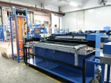 Anhebende Material-automatische Bildschirm-Drucken-Maschine für Verkauf