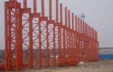Edificios prefabricados de la estructura de acero