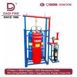 Sistema extintor del mejor de la venta 15MPa del tubo gas de la red FM200/Hfc227ea