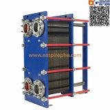 Intercambiador de calor plana M10