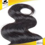 組みひものための未加工加工されていないブラジルの毛、ブラジルからのブラジルの毛