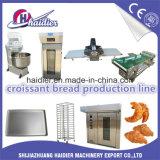 Moldador moldando de cozimento do Croissant da máquina com os 5 fabricantes de Baldes