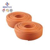Boyau de tissu-renforcé flexible de gaz de LPG de 10 barres