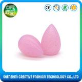 Private Label Косметический Foundation 3D-Блестящие цветные лаки силиконовый гель губки для макияжа