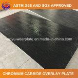 De Plaat van de Slijtage van het Carbide van het chromium voor Dipper Deur